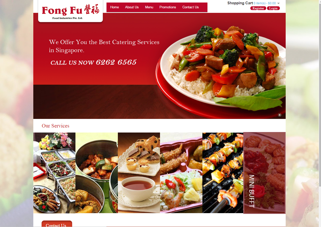 Fongfu Website